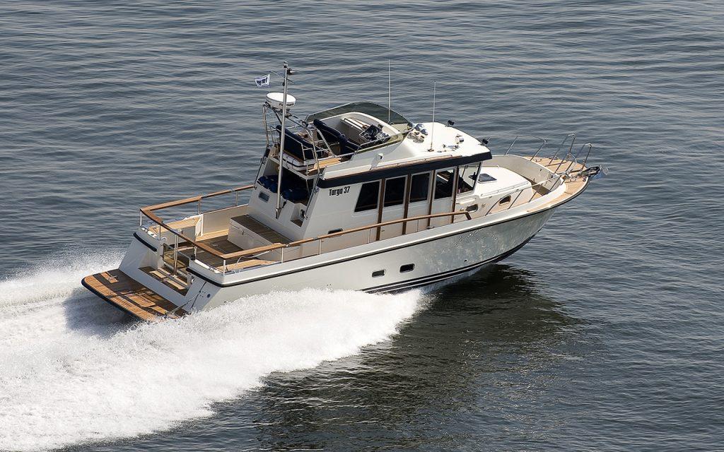Targa 37 båtmodell
