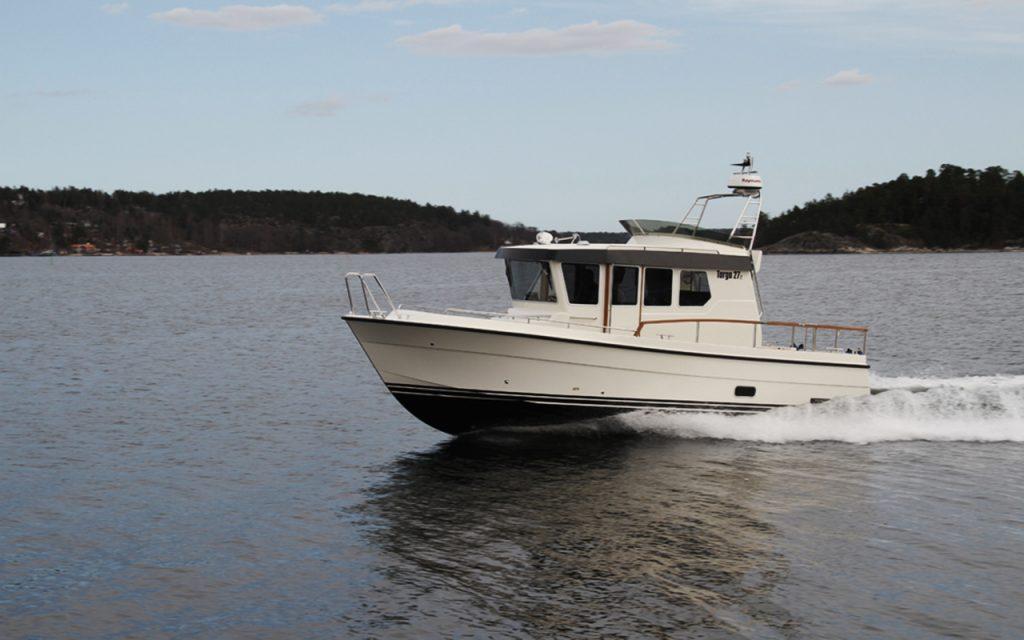 Targa 27.2 båtmodell