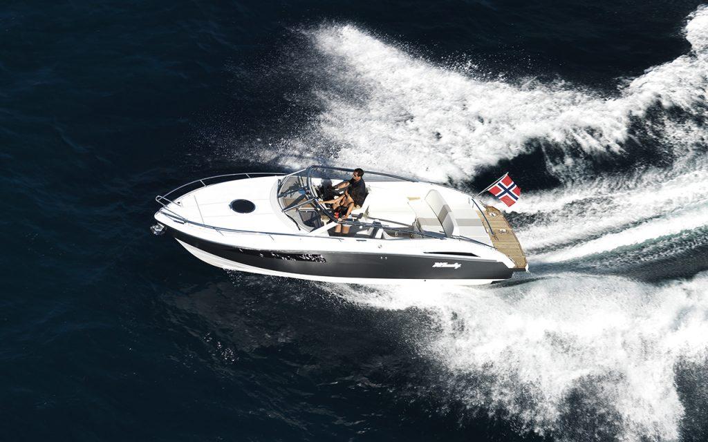 Windy 27 Solano båtmodell