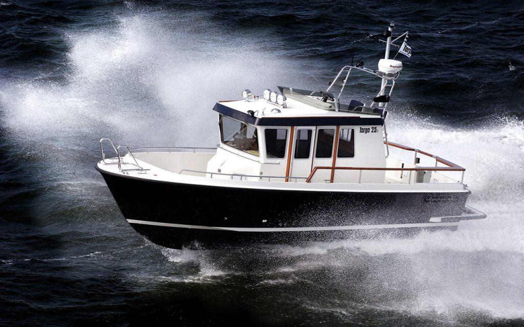 Targa 25.1 båtmodell