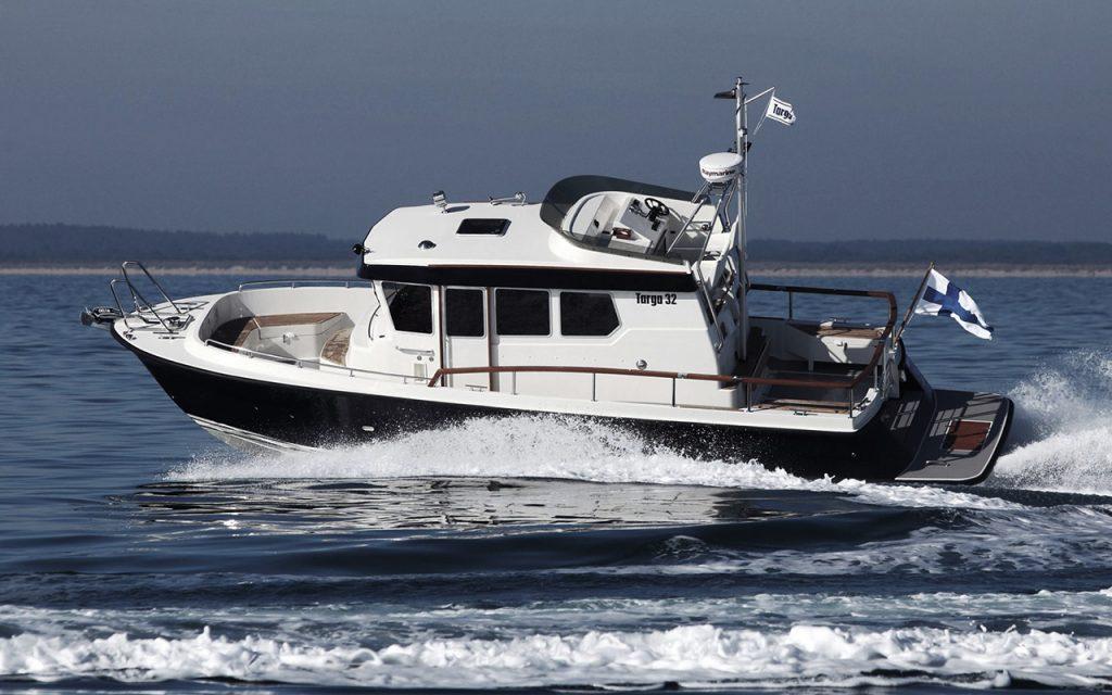 Targa 32 båtmodell